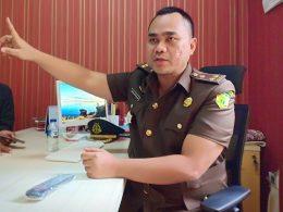 Kasi Pidsus Kejari Kota Malang Ujang Supriyadi.