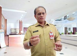 Kepala Disdag Kota Malang Wahyu Setianto