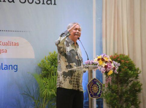 Anggota Wantimpres Prof Dr HA Malik Fadjar