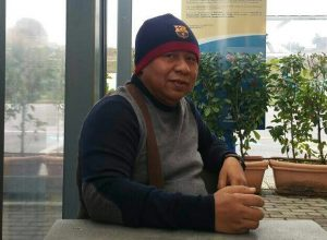 Direktur RSUD Kanjuruhan Kepanjen Kabupaten Malang Dr Mahendra Jaya.