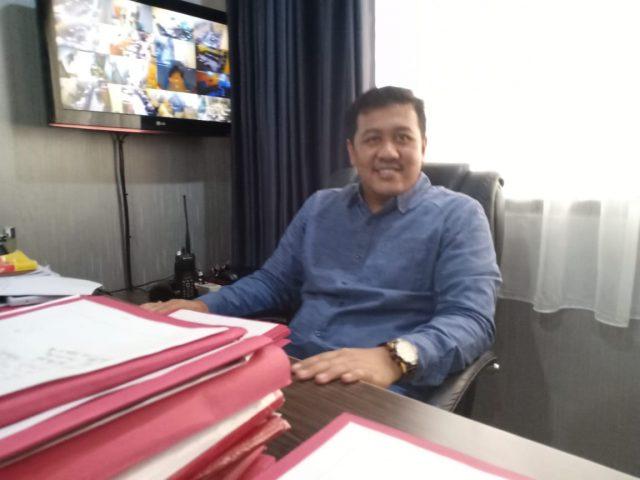 Kasatreskrim Polresta Malang Kota, AKP Azi Pratas Guspitu